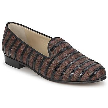 Παπούτσια Γυναίκα Μοκασσίνια Etro FLORINDA Brown / Black