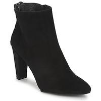 Παπούτσια Γυναίκα Μποτίνια Stuart Weitzman ZIPMEUP Black