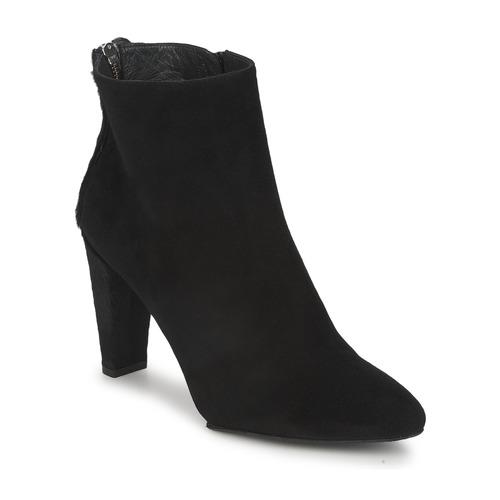 Παπούτσια Γυναίκα Μπότες Stuart Weitzman ZIPMEUP Black
