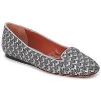 Παπούτσια Γυναίκα Μοκασσίνια Missoni WM079 Grey