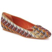 Παπούτσια Γυναίκα Μοκασσίνια Missoni WM004 Multicolore