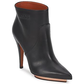 Παπούτσια Γυναίκα Μποτίνια Missoni WM035 Black