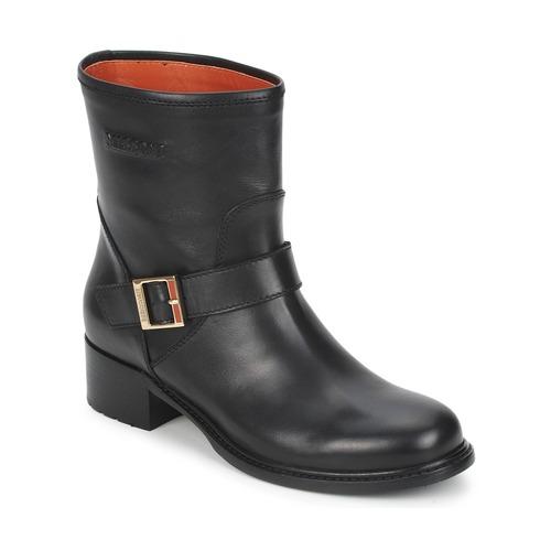 Παπούτσια Γυναίκα Μπότες Missoni WM028 Black