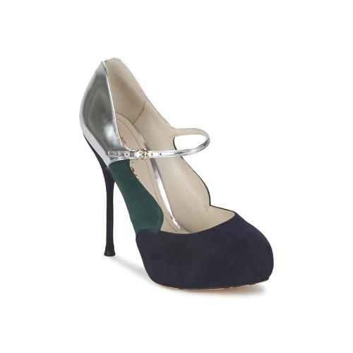 Παπούτσια Γυναίκα Γόβες John Galliano AO2179 Black / Grey