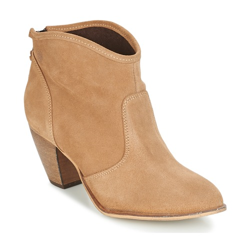 Παπούτσια Γυναίκα Μποτίνια Betty London KIMIKO Taupe