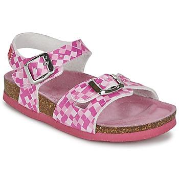 Παπούτσια Κορίτσι Σανδάλια / Πέδιλα Agatha Ruiz de la Prada ANNA Fuschia