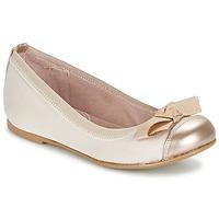 Παπούτσια Κορίτσι Μπαλαρίνες Garvalin MAT Beige