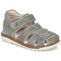 Παπούτσια Αγόρι Σανδάλια / Πέδιλα Garvalin GALERA Grey