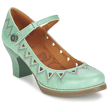 Παπούτσια Γυναίκα Γόβες Art HARLEM 943 TURQUOISE