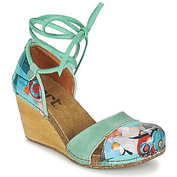 Παπούτσια Γυναίκα Σανδάλια / Πέδιλα Art VALBY 499 Green