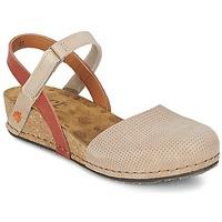 Παπούτσια Γυναίκα Σανδάλια / Πέδιλα Art POMPEI 739 Beige