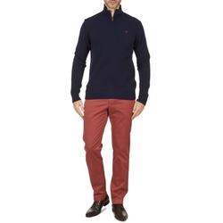 Υφασμάτινα Άνδρας Παντελόνια Chino/Carrot Hackett STRETCH TWILL CHINO Ροζ