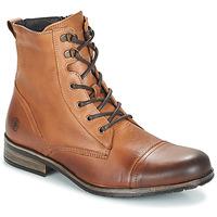 Παπούτσια Άνδρας Μπότες Casual Attitude RIBELLE CAMEL