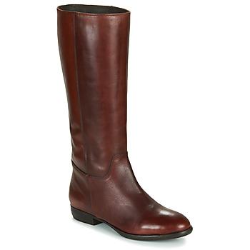 Παπούτσια Γυναίκα Μπότες για την πόλη Jonak CAVILA CAMEL