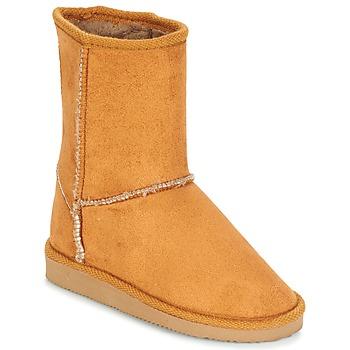 Παπούτσια Παιδί Μπότες για την πόλη Citrouille et Compagnie ZOONO Beige