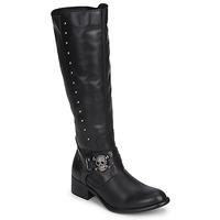 Παπούτσια Γυναίκα Μπότες για την πόλη Betty London RIME ROCK Black
