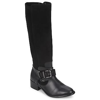 Παπούτσια Γυναίκα Μπότες για την πόλη Betty London ADELINE Black