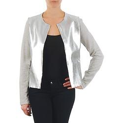 Υφασμάτινα Γυναίκα Σακάκι / Blazers Majestic 93 Grey / Argenté