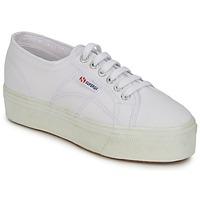 Παπούτσια Γυναίκα Χαμηλά Sneakers Superga 2790 LINEA UP AND άσπρο