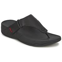Παπούτσια Άνδρας Σαγιονάρες FitFlop TRAKK II Black