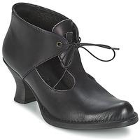 Παπούτσια Γυναίκα Μποτίνια Neosens ROCOCO COLA Black