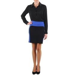 Υφασμάτινα Γυναίκα Φούστες La City JMILBLEU Black / Μπλέ
