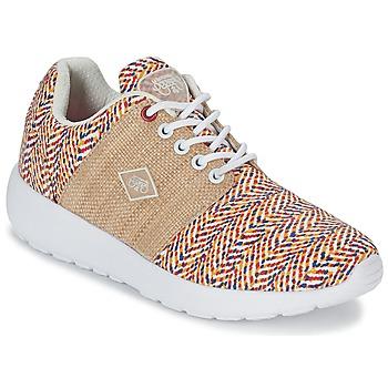 Παπούτσια Γυναίκα Χαμηλά Sneakers Le Temps des Cerises FLY Πολύχρωμο