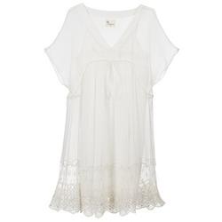 Υφασμάτινα Γυναίκα Κοντά Φορέματα Stella Forest ARO035 ECRU