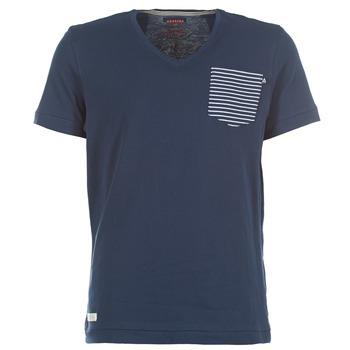 Υφασμάτινα Άνδρας T-shirt με κοντά μανίκια Gaastra DUSK MARINE
