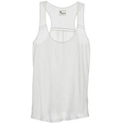 Υφασμάτινα Γυναίκα Αμάνικα / T-shirts χωρίς μανίκια Stella Forest ADE005 Άσπρο