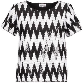T-shirt με κοντά μανίκια American Retro GEGE Σύνθεση: Πολυεστέρας
