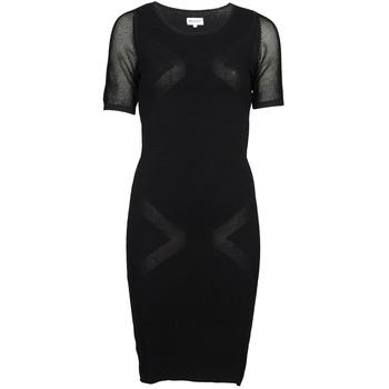 Υφασμάτινα Γυναίκα Κοντά Φορέματα American Retro GEMMA LO Black