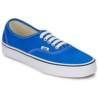 Παπούτσια Χαμηλά Sneakers Vans AUTHENTIC Μπλέ / Άσπρο