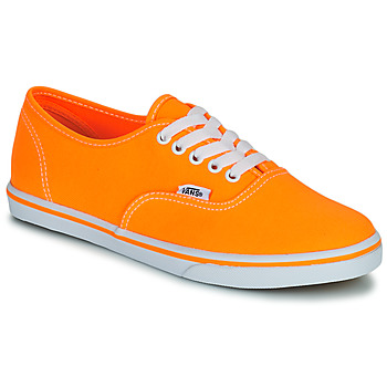 Παπούτσια Γυναίκα Χαμηλά Sneakers Vans AUTHENTIC LO PRO Orange / Pop