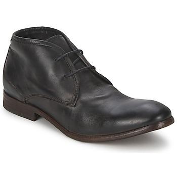 Παπούτσια Άνδρας Μπότες Hudson CRUISE Black