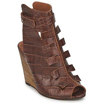 Παπούτσια Γυναίκα Σανδάλια / Πέδιλα Dkode THYONE Cognac