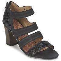 Παπούτσια Γυναίκα Σανδάλια / Πέδιλα Dkode CHARLIZE Black