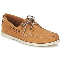 Παπούτσια Άνδρας Boat shoes Timberland EK HERITAGE BOAT 2 EYE Beige