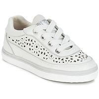 Παπούτσια Κορίτσι Χαμηλά Sneakers Geox CIAK G. H Άσπρο
