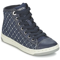 Ψηλά Sneakers Geox CREAMY B