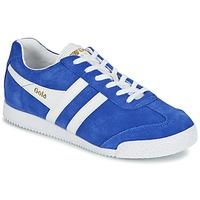 Παπούτσια Γυναίκα Χαμηλά Sneakers Gola HARRIER Μπλέ / Άσπρο