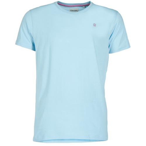 Υφασμάτινα Άνδρας T-shirt με κοντά μανίκια Serge Blanco 3 POLOS DOS μπλέ / ΣΙΕΛ
