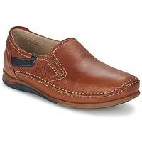 Παπούτσια Άνδρας Slip on Fluchos CATAMARAN Brown