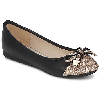 Παπούτσια Γυναίκα Μπαλαρίνες Moony Mood DAK Black