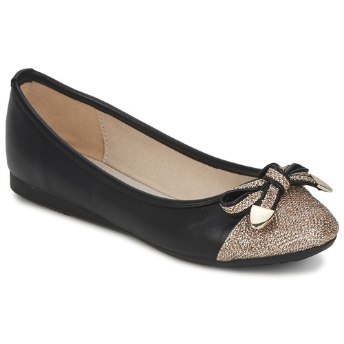 67056565a89e Moony Mood DAK Black - Δωρεάν Αποστολή στο Spartoo.gr ! - Παπούτσια ...