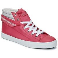 Παπούτσια Γυναίκα Ψηλά Sneakers Bikkembergs PLUS 647 Pink / Γκρι