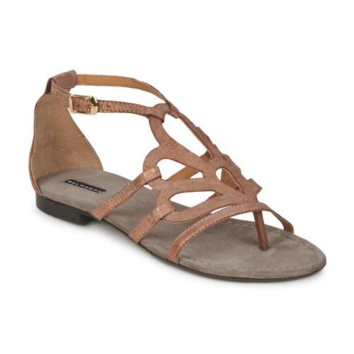 Παπούτσια Γυναίκα Σανδάλια / Πέδιλα Belmondo BETSABEA Cuivré