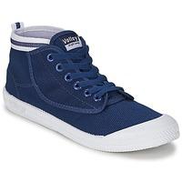 Παπούτσια Άνδρας Ψηλά Sneakers Volley HIGH LEAP NAVY / άσπρο