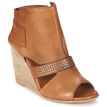 Παπούτσια Γυναίκα Μποτίνια OXS SPORT-320 Brown