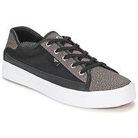 Παπούτσια Άνδρας Χαμηλά Sneakers Creative Recreation KAPLAN Μαυρο